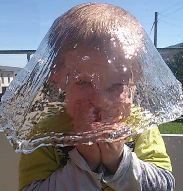 Kind en water